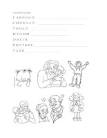 23534 family worksheet