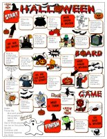 11807 halloween  board game
