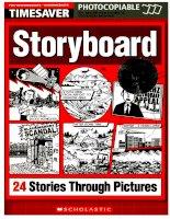 timesaver storyboard 24 stories