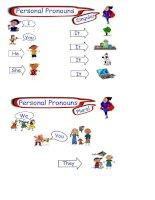 4765 personal pronouns