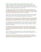 TOPIC VIẾT bài TIẾNG ANH về NGÔI TRƯỜNG của bạn
