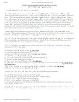 Upper intermediate advanced articles exercises