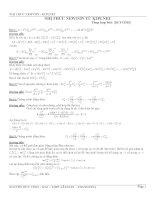 Nhị thức NEWTON từ K2PI net vn