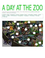 8439 a day at the zoo