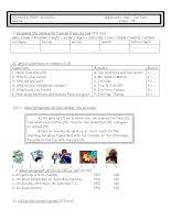 5677 diagnostic test 7th form