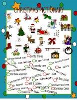 38639 christmas pictionary