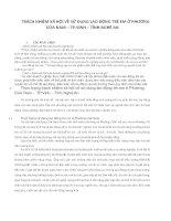 TRÁCH NHIỆM xã hội về sử DỤNG LAO ĐỘNG TRẺ EM ở DOANH NGHIỆP HIỆN NAY 1