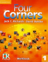 FourCorners 1 workbook