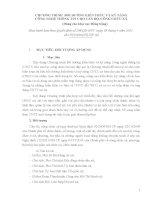 CHƯƠNG TRÌNH BỒI DƯỠNG KIẾN THỨC VÀ KỸ NĂNGCÔNG NGHỆ THÔNG TIN CHO CÁN BỘ, CÔNG CHỨC XÃ