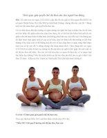 Thời gian giải quyết chế độ thai sản cho người lao động