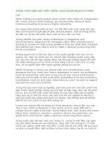 TOPIC VIẾT một bài VIẾT TIẾNG ANH về kế HOẠCH TƯƠNG LAI