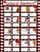 43821 multiple choice st valentines