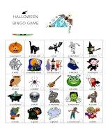 34607 halloween bingo game