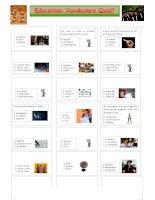 40563 education vocabulary quiz