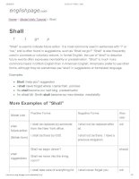 ENGLISH PAGE   shall