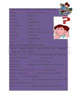 18281 mixed phrasal verbs