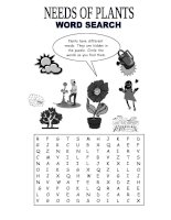 11396 needs of plants word search