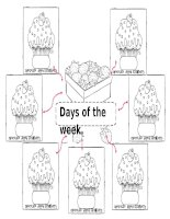 26524 days of the week mapping