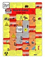 713 board game  danger zone