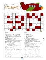 44713 crossword intermediate key
