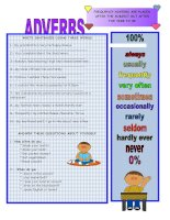 30622 frequency adverbs