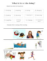 islcollective worksheets elementary a1 elementary school reading speaking verbs  action verbs actions picture descriptio 173922440554633be152fc46 29043594
