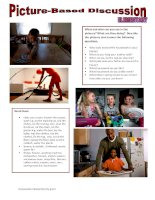 25511 picturebased discussion elementary  5 housework