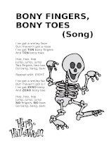 12545 bony fingers bony toes