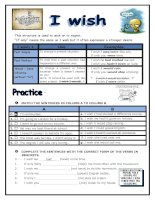 islcollective worksheets intermediate b1 adults high school reading writing unreal meaning grammar drills picture i wish 149364923454242107f32337 13375240