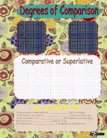 65463 degrees of comparison of adjectives