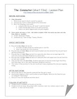 14023 video worksheet  the commuter short film