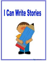 28908 i can write storiescreative writingbeginner cover