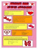 3433 valentine song  wet wet wet  love is all around