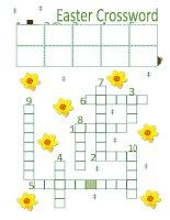 45826 easter crossword