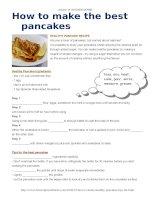 289 pancakes