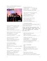 28503 maroon 5s payphone clean lyrics worksheet