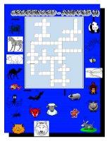 4011 crossword  animals 2