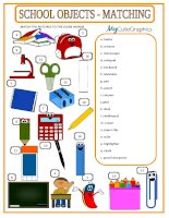 30530 school objects