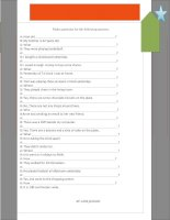 islcollective worksheets elementary a1 adults elementary school speaking question w make question 192952725556b04856a40584 55708758