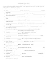 islcollective worksheets intermediate b1 adults speaking past perfect simple tense past simple tense questions socializi 96701845855099526db3fd2 49137956
