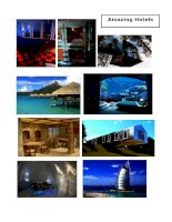 32608 amazing hotels 2 pages