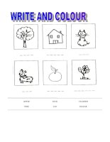6796 write and colors