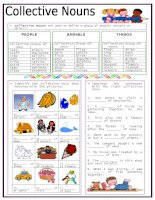 islcollective worksheets elementary a1 elementary school reading writing nouns  colle collective n 176969577953b7f54b46c7e0 55829642