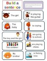 6146 build a sentence game