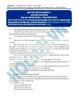 Các quy tắc phát âm phần 1