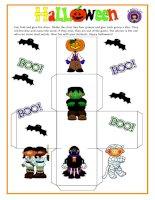 12234 halloween  dice game