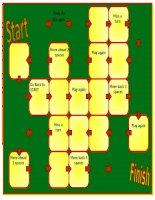 49592 sports board game