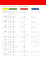 11506 irregular verbs to chooseto find