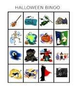 12128 halloween bingo