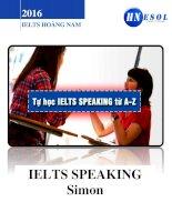 SPEAKING SIMON TIPS FULL